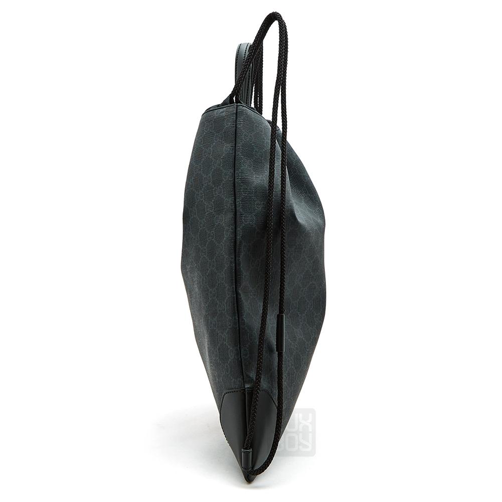 3de95a46b7cd [GUCCI] Soft GG Supreme Drawstring 473872 9IK8N 1071 Unisex Backpack